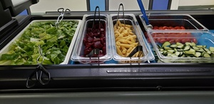 New Salad Bars are Central to New MSUSD Lunch Program