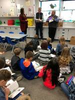 Rotary Club Donates Dictionaries to 3rd Graders